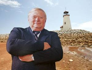 Photo - Mr. Know It at Lake Hefner in Oklahoma City. <strong>PAUL HELLSTERN - The Oklahoman</strong>