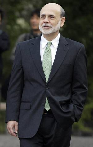 photo - Ben Bernanke Federal Reserve  Chairman