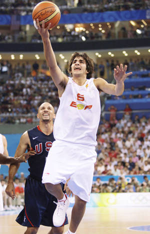 Photo - Ricky Rubio Likely top-three pick