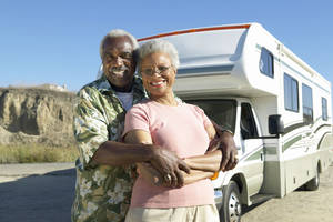 Photo - Travelling the country in an RV can be a wonderful way to spend your senior years. Here are tips for gettinig started as a road warrior. Thinkstock photo. <strong>Digital Vision.</strong>