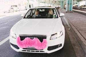 Photo -  Lyft, an app-based ride sharing service launched Thursday in Oklahoma City as part of the San Francisco-based company's roll out in 24 new cities. Photo provided  <strong></strong>