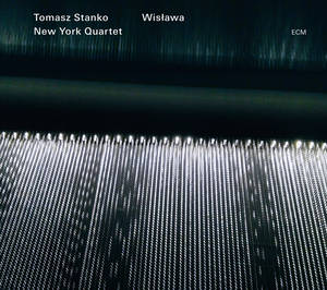 "Photo - This CD cover image released by Ecm Records shows ""Wislawa,"" by Tomasz Stanko. (AP Photo/Ecm Records)"