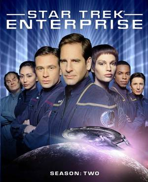 Photo - Star Trek Enterprise Season Two Blu-ray <strong></strong>