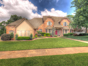 Photo -  The Listing of the Week, 1101 Olde Bridge Road, Edmond. Photo provided  <strong></strong>
