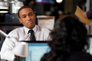 "Photo - This publicity photo released by TNT shows Lee Thompson Young as Detective Barry Frost in ""All For One"" episode 407 in the TV series, ""Rizzoli & Isles."" Los Angeles police say actor Lee Thompson Young was found dead Monday morning, Aug. 19, 2013. He was 29. (AP Photo/TNT, Eddy Chen)"