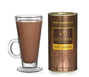 photo - Consumer Reports found that Godiva Dark Chocolate cocoa was excellent, though it was the most expensive of those tested.
