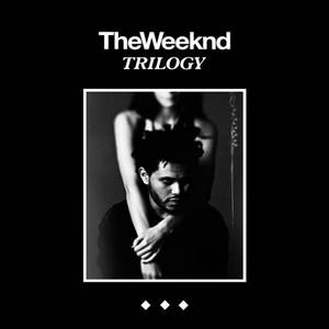"Photo - This CD cover image released by Universal Republic shows the latest release by The Weeknd, ""Trilogy."" (AP Photo/Universal Republic) ORG XMIT: NYET270"