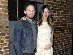 Photo - Caleb Followill <strong>Dan Steinberg</strong>