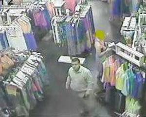 Photo - Police are looking for a man who used his cellphone to take a picture underneath a woman's dress in west Oklahoma City. Photo Provided
