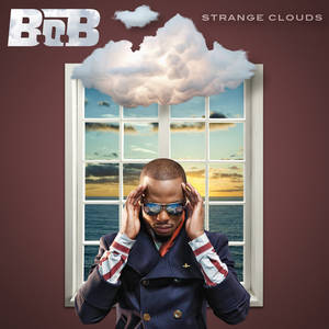 "Photo -   In this CD cover image released by Grand Hustle/Atlantic Records, the latest release by B.o.B., """"Strange Clouds,"" is shown. (AP Photo/Grand Hustle/Atlantic Records)"