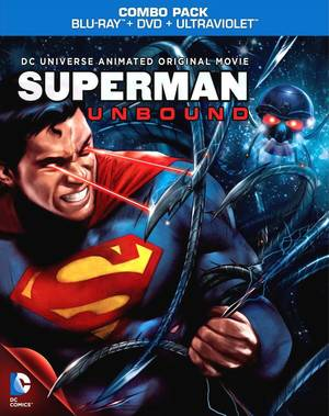 "Photo - ""Superman Unbound."" <strong></strong>"