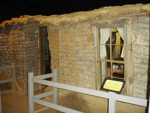 Photo - Sod house. Photo provided. <strong></strong>