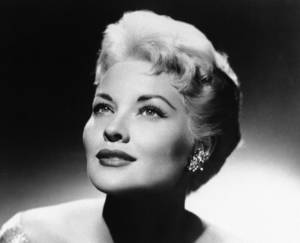 "photo - FILE - This 1958 file photo shows singer Patti Page. Page, who made ""Tennessee Waltz"" the third best-selling recording ever, died Tuesday, Jan. 1, 2012 in Encinitas, Calif. She was 85. (AP Photo, File)"
