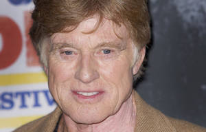Photo -   U.S actor Robert Redford arrives for the photo call to launch the Sundance Film Festival at the O2 centre in east London, Thursday, April 26, 2012. (AP Photo/Joel Ryan)