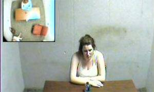 Photo - Amber Hilberling is seen in this image from the video.