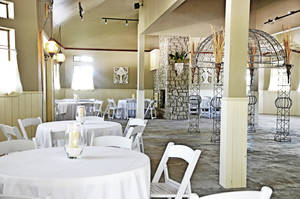 Photo - Interior of The Ivory House-an Event Place, 3906 N Donald Ave. <strong>					 - PROVIDED</strong>