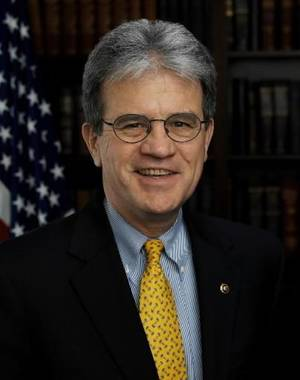 photo - U.S. Sen.  Tom  Coburn = Photo provided