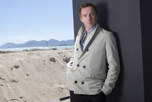 Photo - Actor Damian Lewis poses for photographers during The Silent Storm portrait session at the 66th international film festival, in Cannes, southern France, Tuesday, May 21, 2013. (Photo by Joel Ryan/Invision/AP)