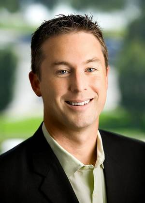 Photo - John Koller, vice president of marketing for Home Consoles and Handheld Platforms at PlayStation (Sony Computer Entertainment America division). PHOTO PROVIDED. <strong></strong>