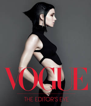 "Photo -   This book cover image released by Abrams Books shows ""Vogue: The Editor's Eye."" The book features interviews with eight of the magazine's stylists through time and includes celebrity portraits and behind-the-scenes candids by the fashion industry's top photographers, including Irving Penn, Mario Testino, Richard Avedon and Annie Leibovitz. (AP Photo/Abrams Books)"