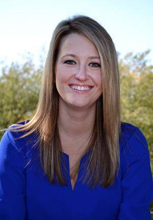 photo - Lisa Riley is a public relations coordinator with the Dale Rogers Training Center, <strong></strong>