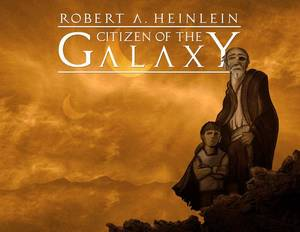 Promotional art for &quot;Citizen of the Galaxy.&quot; Photo provided. &lt;strong&gt;&lt;/strong&gt;