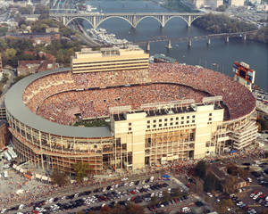 Photo - This undated photo released by the University of Tennessee shows Neyland Stadium in Knoxville, Tenn. The Volunteers have won 80 percent of their games played in Neyland Stadium, but in recent years the mystique has worn off. Tennessee is 0-6 against Top 10 teams at home since 2000, and the No. 23 Vols say they are ready to reclaim their home-field advantage when they host ninth-ranked California in their opener Saturday, Sept. 2, 2006. (AP Photo/University of Tennessee) ** NO SALES** ORG XMIT: TNKV101