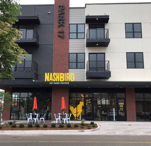 Nashbird has opened its second location in Edmond. [Dave Cathey/The Oklahoman]