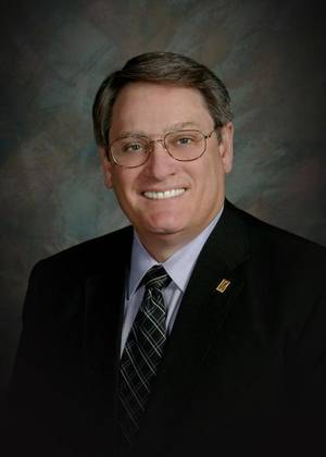 Photo - Jim D. Mason. Executive Director of the Oklahoma Nanotechnology Initiative.