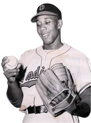photo - Bill Greason, first black player in Oklahoma City professional baseball history