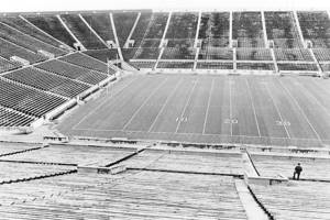Photo - Owen Field (Original photo taken 11/23/71, ran 11/24/71TIMES)
