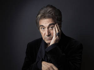 """Photo - This Dec. 7, 2012 photo shows Al Pacino in New York. Pacino stars in the new film, """"Stand Up Guys.""""  (Photo by Victoria Will/Invision/AP)"""