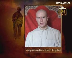 Photo - FILE - This image from video made available by IntelCenter shows a Taliban propaganda video released Friday, Dec. 25, 2009 purportedly showing U.S. soldier Bowe Bergdahl who was captured over five months earlier in eastern Afghanistan. The man identifies himself as Bergdahl, born in Sun Valley, Idaho, and gives his rank, birth date, blood type, his unit and mother's maiden name before beginning a lengthy verbal attack on the U.S. conduct of the war in Afghanistan and its relations with Muslims. (AP Photo/IntelCenter)