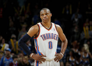 Photo - Will Thunder guard Russell Westbrook make the NBA All-Star Game? Photo by Sarah Phipps, The Oklahoman