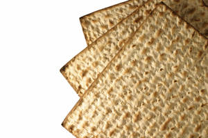 Photo - Matzah - Jewish Passover bread. <strong>Odelia Cohen</strong>