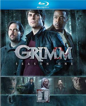 """Grimm"" Season One on Blu-ray. Photo provided. <strong></strong>"