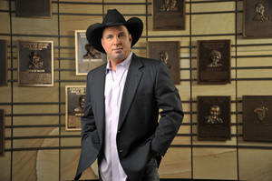Photo -  Garth Brooks. PHOTO PROVIDED