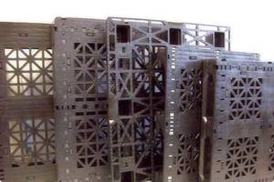 photo - Greystone&#039;s finished pallets. PHOTO PROVIDED &lt;strong&gt;&lt;/strong&gt;