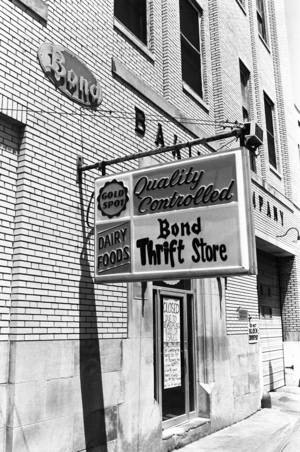 Photo - The Bond Bakery, as shown in 1978 when it closed. Photo by Doug Hoke, the oklahoman archive