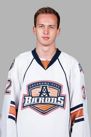 Photo - MUG / OKLAHOMA CITY BARONS / AHL HOCKEY: Martin Marincin, OKC Barons Individuals.2012-13 Season ORG XMIT: SCPA0118