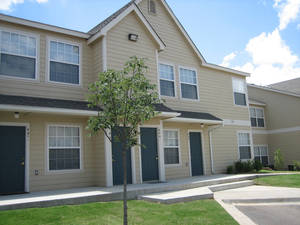 Photo - One of 15 buildings at Summit Pointe Apartments, 1002 SW 89. <strong> - PROVIDED</strong>