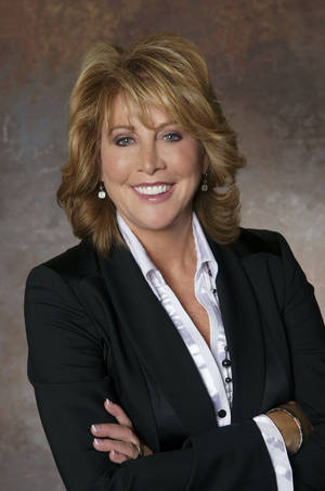 photo - Nancy Lieberman Thunder studio analyst