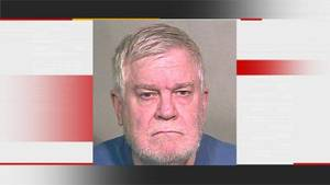Photo - Charles Randy Hiatt, 59, was arrested and charged last month for indecent exposure, after one neighbor at the Crown Pointe apartments came forward and reported him to police.