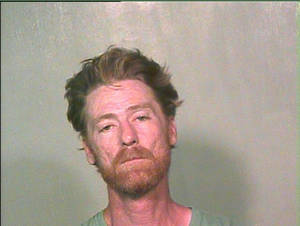Photo -  Roc LaRue is picured after a 2012 arrest. Photo provided  <strong> -  Oklahoma County jail </strong>