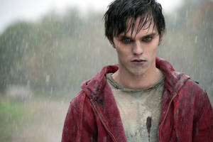 "Photo - This film image released by Summit Entertainment shows Nicholas Hoult in a scene from ""Warm Bodies."" (AP Photo/Summit Entertainment, Jonathan Wenk)"