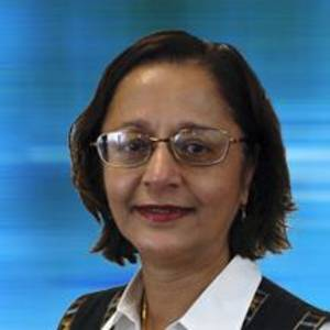 Photo - Dr. Farhat Husain An Oklahoma Medical Research Foundation scientist <strong></strong>