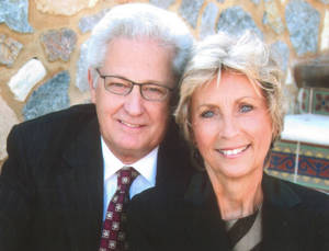 Photo -  David and Barbara Green   <strong>HO -  AP </strong>