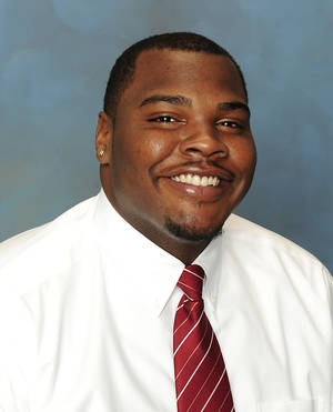 Photo - OU football recruit Dionte Savage. PHOTO PROVIDED <strong></strong>