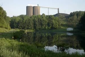 photo - Alliance Holdings GP LP owns all of its subsidiary's assets, including the River View coal mine in Kentucky.