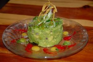 Photo - Tantalizing guacamole. (Photo by Happy Frazier)